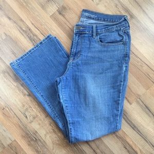 Old Navy Curvy Mid-Rise Jeans Size 12 Short